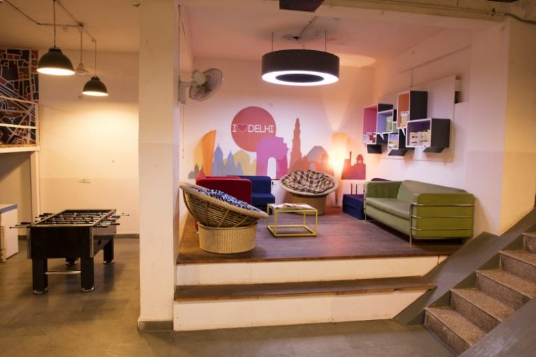 coworking spaces in delhi myHQ 91Springboard