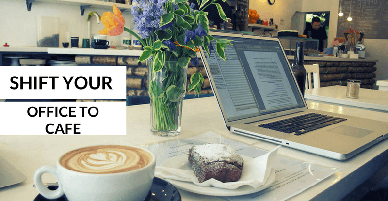 In Spite Of Having An Office, Here's Why You Need To Have Cafe Days