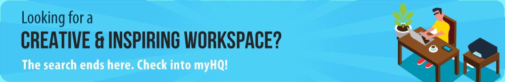 myhq workspaces