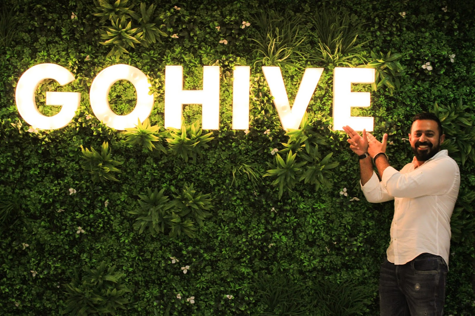 coworking spaces in Gurgaon GoHive