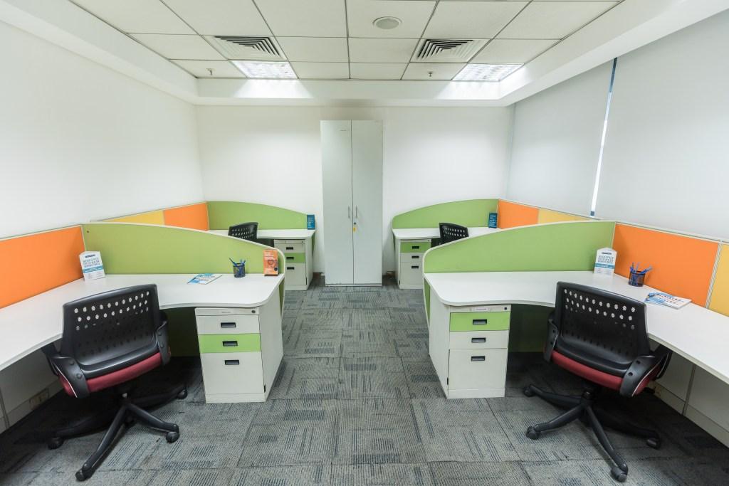 Vatika Business Centre Atrium myHQ