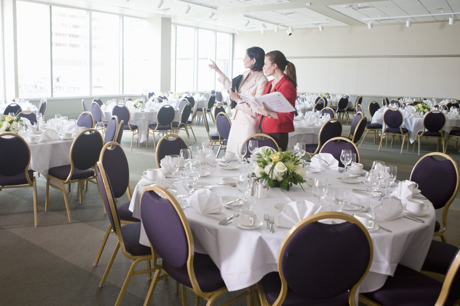 event management business for women