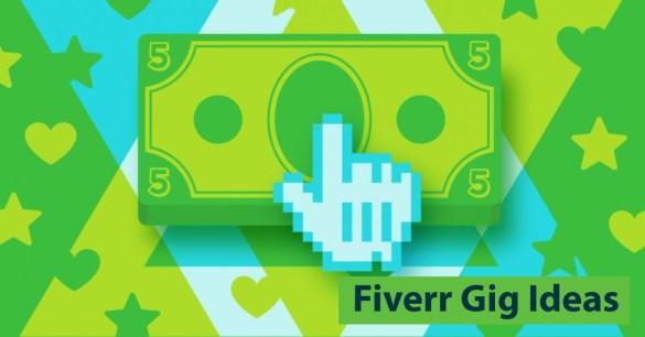 fiverr gig ideas myHQ