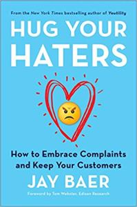 best marketing books - Hug Your Haters