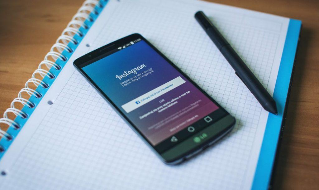 business social network - Instagram