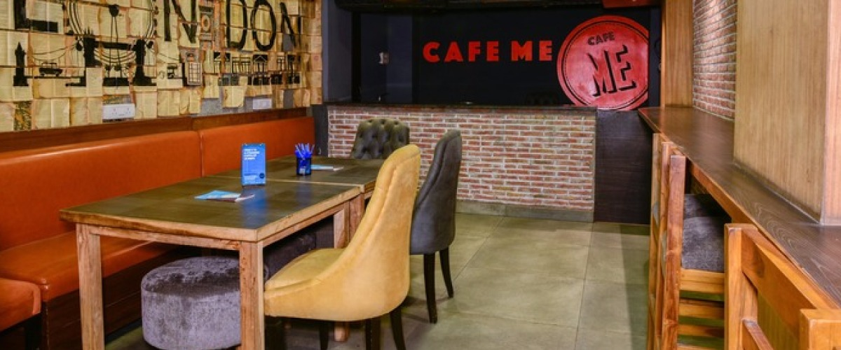 coworking cafe Cafe Me