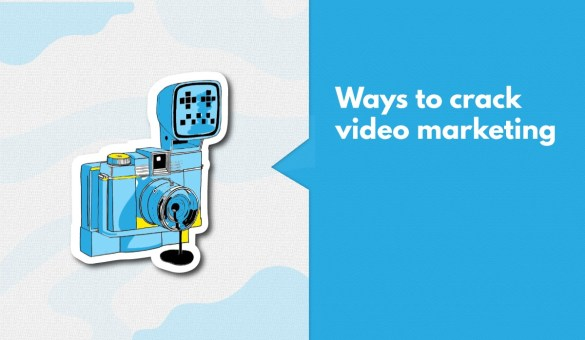 video marketing strategy myHQ