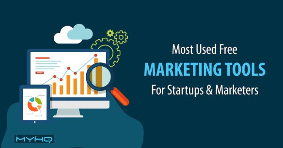marketing tools for startups myHQ hero
