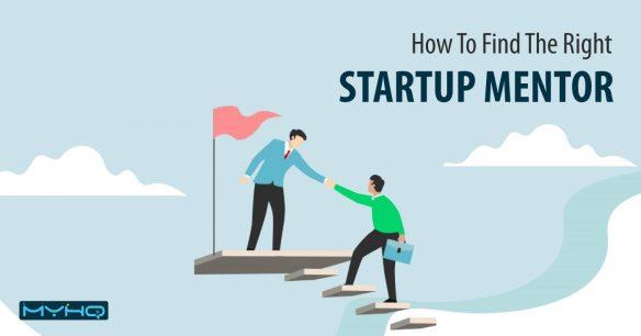 find startup mentor myHQ
