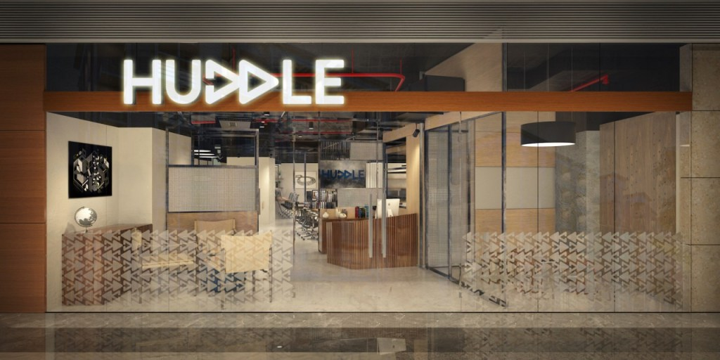 Shared office space in Delhi NCR - Huddle