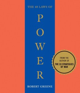 best leadership books - 48 Laws Of Power