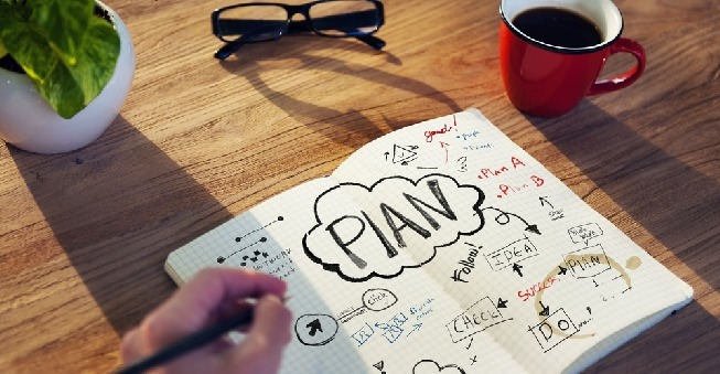 which business to start - business plan