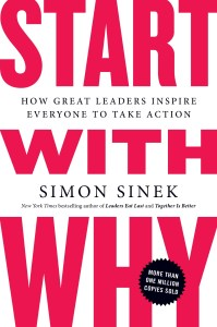 best leadership books - Start With Why