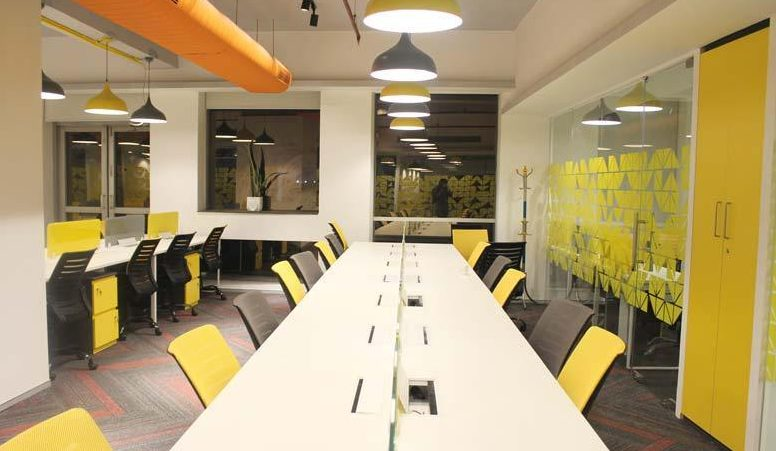 Coworking Space On Golf Course Road - GoHive