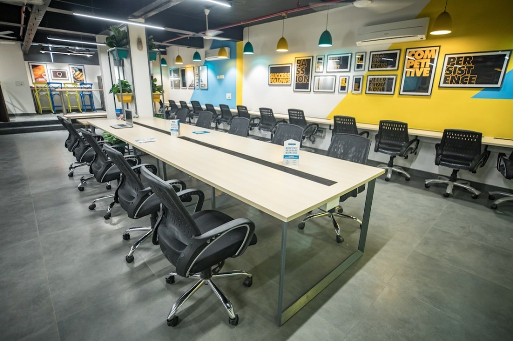 coworking space in Nehru Place - Wolk