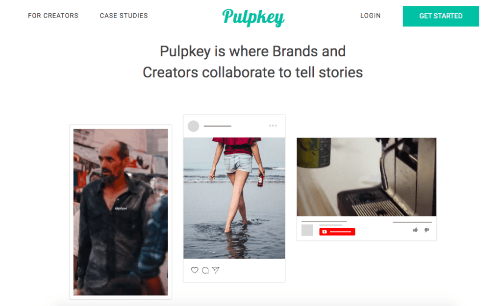 influencer marketing platforms in India - PulpKey