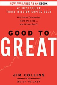 top business books of all time - Good to Great