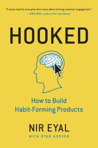best product management books - hooked