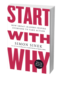 books on business ideas - Start With Why