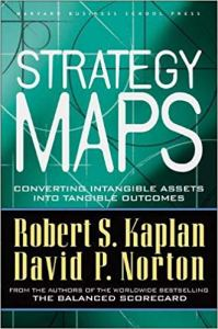 business strategy books - strategy maps