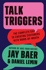 content marketing books - Talk Triggers