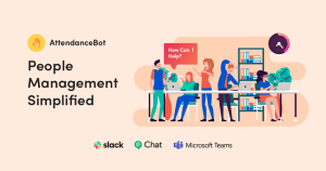 Slack Attendance Bot For Remote Working