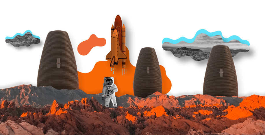 colonisation on Mars