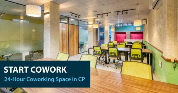 Start Cowork - 24 hour coworking space in CP