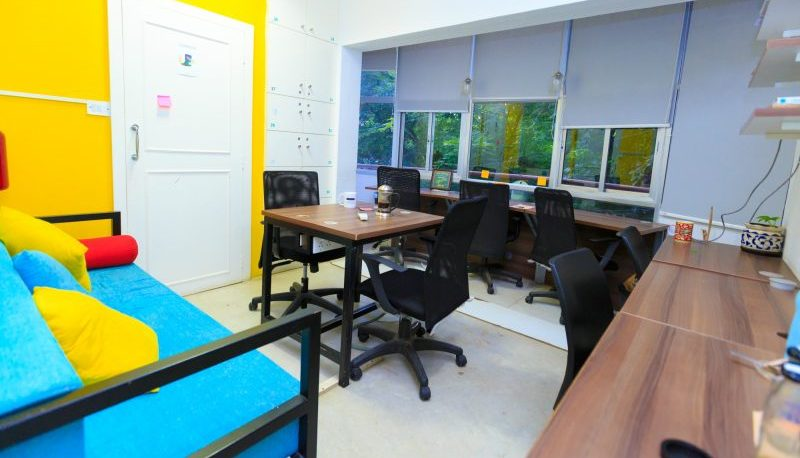 BHIVE Workspace-coworking-space