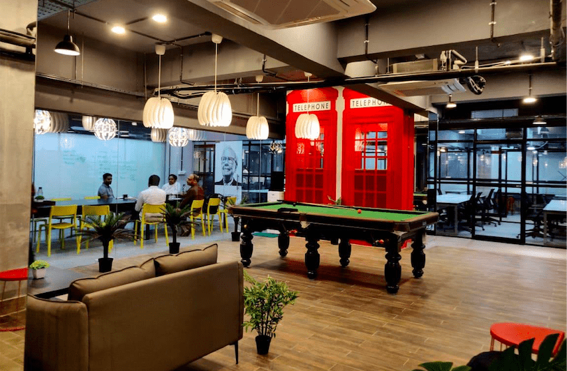 Bhive Bangalore- shared office in Bangalore