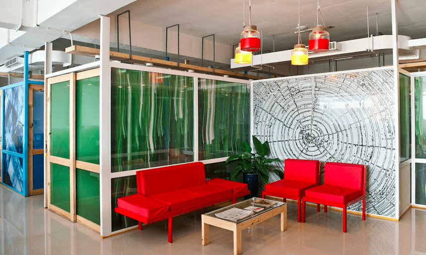 BHIVE coworking space in HSR layout