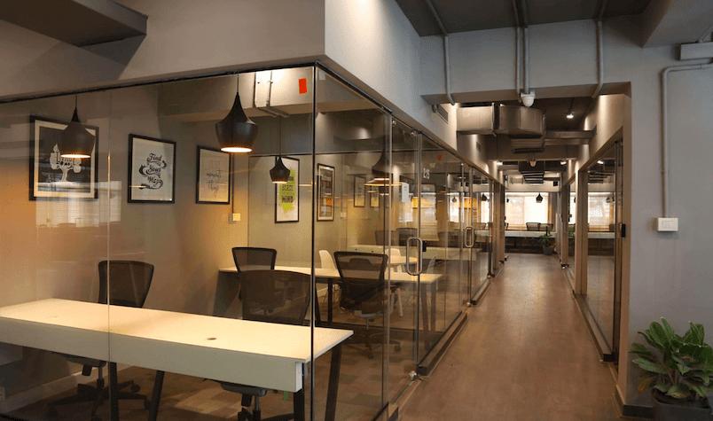 Innov8 coworking space in Koramangala