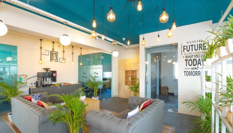 Urban Vault HSR Layout- shared office in Bangalore