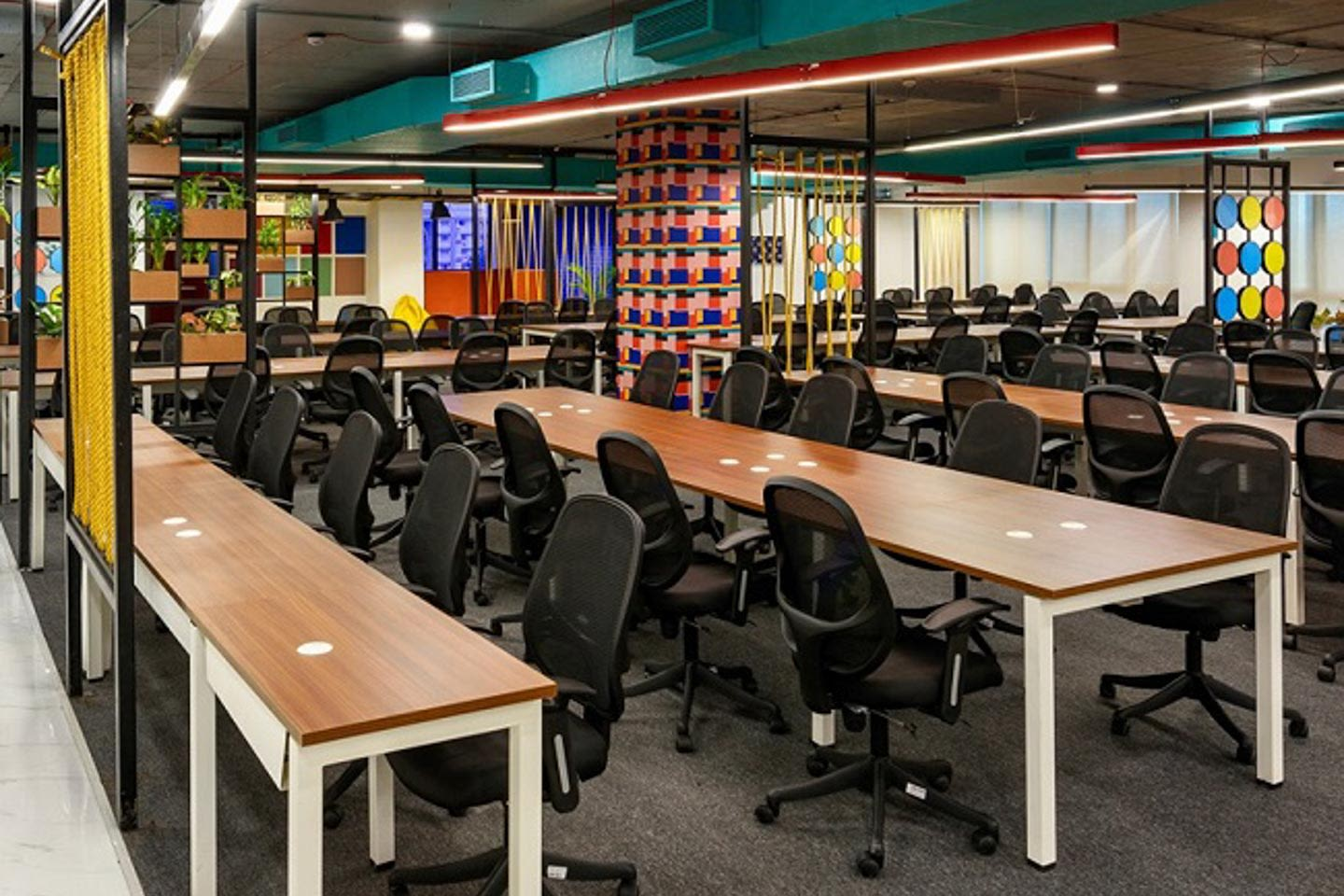 OYO Workflo- coworking spaces in electronic city