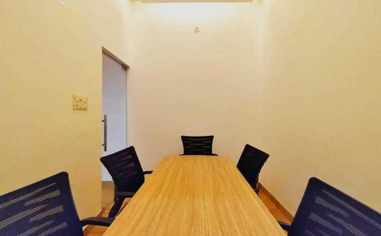 The Co-Workers coworking space in Lucknow