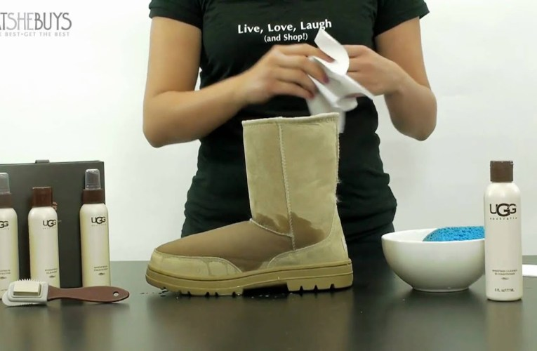 Beginners care guide for UGG Boots