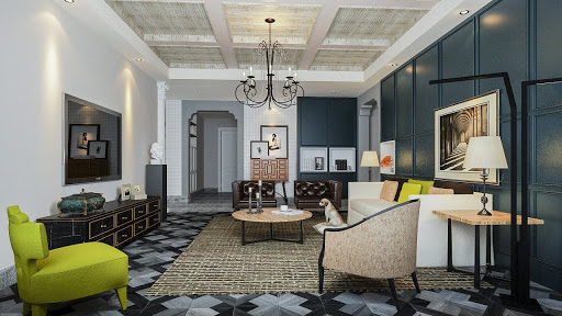 Photorealistic Interior Rendering : Choose the Right Mood for Your CGI