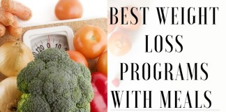 Best Weight Loss Programs with Meals