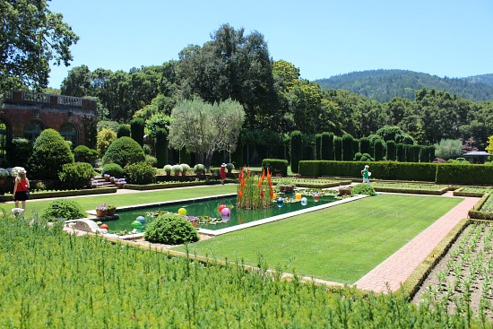 filoli mansion and gardens