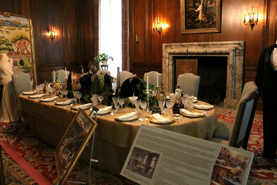 -filoli mansion dining room