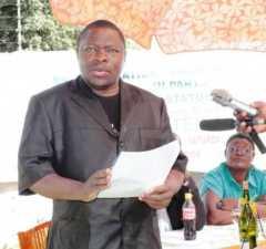 Cosmas Mukuka: File picture