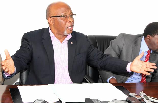 MMD leader Nevers Mumba