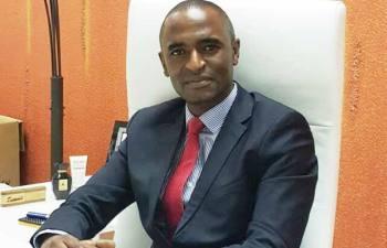 Keith Akekelwa Mukata: File picture