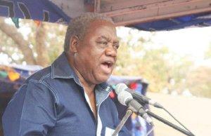 Former Republican President Mr Rupiah Bwezani Banda: File picture