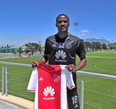 Aubrey Funga at Ajax Cape Town FC