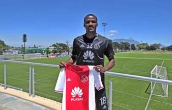 Aubrey Funga at Ajax Cape Town FC