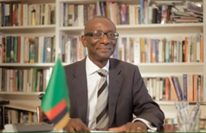 NAREP President Elias Chipimo: File picture