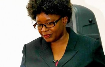 NGOCC board chairperson Engwase Mwale : File picture