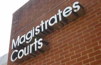 Magistrates Court: File picture