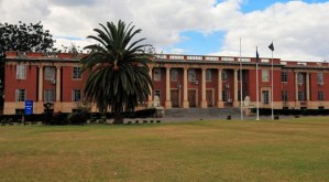 Supreme court of Zambaia: File picture